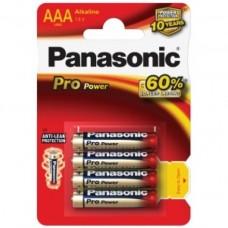 Αλκαλική Μπαταρία Panasonic Pro Power AAA 1.5V
